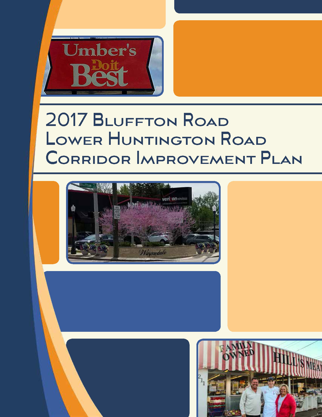Bluffton Lower Huntington Plan Cover