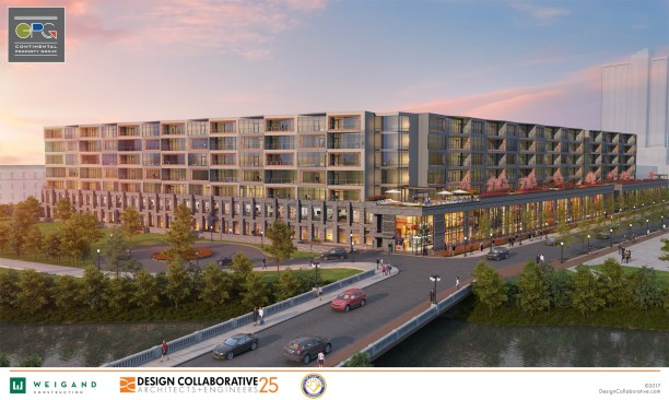 New private development proposed for riverfront